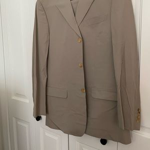 Gucci wool two piece suit